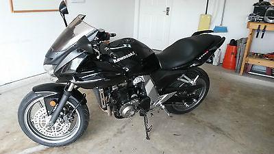 Kawasaki : Ninja 2006 kawasaki z 750 s