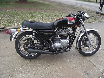 1978 Triumph Bonneville Motorcycles For Sale