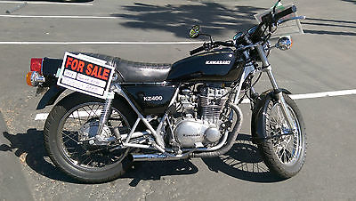 1979 Kawasaki Kz400 Motorcycles for sale