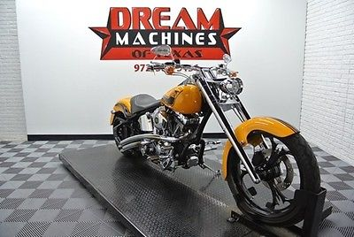Other Makes : Thunder Mountain Custom Cycles Firestone 2007 thunder mountain custom firestone less than 100 miles fire stone chopper