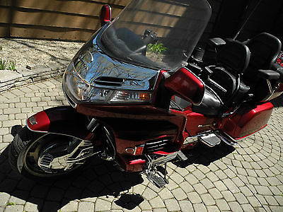 Honda : Gold Wing 2000 honda goldwing gl 1500 aspencade