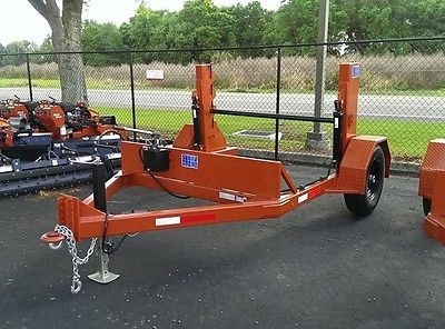 New 2015 Hydraulic 8K Reel Trailer - DOT Approved
