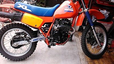 1985 Xr350 Honda Motorcycles for sale