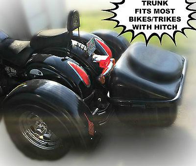 Custom Built Motorcycles : Other Trike kit, trike kits, motorcycle trike kits, Trike trunk, trunk only for sale