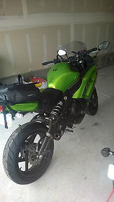 Kawasaki : Ninja 2012 kawasaki ninja 650