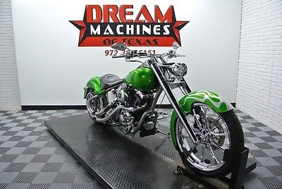 Other Makes : Thunder Mountain Custom Cycles Firestone 2007 thunder mountain custom cycles firestone jim s 120 motor finance chopper