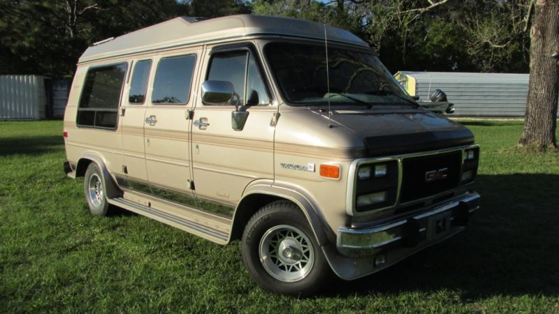 1994 GMC Vandura Explorer Limited Conversion Van