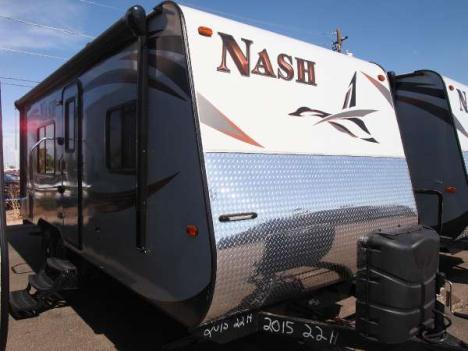 2015  Nash  22H