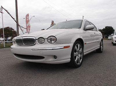 Jaguar : X-Type Base Sedan 4-Door 2004 jaguar x type
