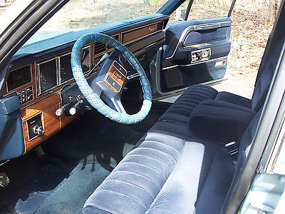 1988 Lincoln Town Car Cars For Sale