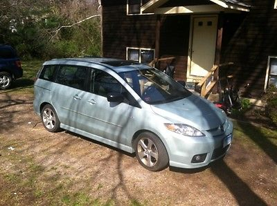 Mazda : Mazda5 4-Door Wagon 2006 mazda 5 4 door wagon automatic fwd 6 disc cd power everything sunroof