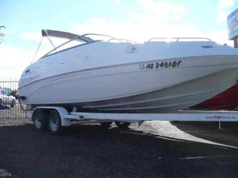 2003  Crownline  239 Deck Boat