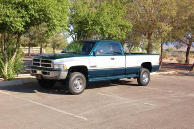 1997 Dodge Ram 2500 SLT Diesel