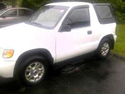 1999 Kia Sportage Convertible