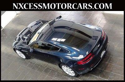 Aston Martin : Vantage NAVIGATION LOADED JUST 27K MILES 1-OWNER!!! NAVIGATION LOADED JUST 27K MILES 1-OWNER!!!