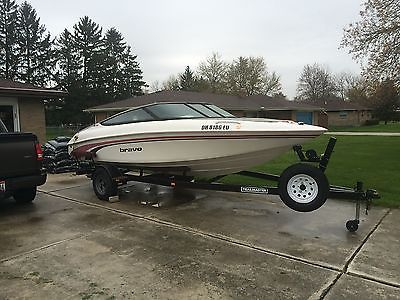 20 foot bowrider boat gw invader 8 passenger runabout family boat