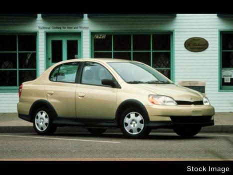 2001 Toyota ECHO Base Spartanburg, SC