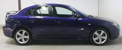 2005 Mazda Mazda3 S 4cyl serviced