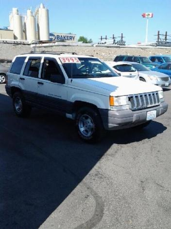 1996 Jeep Grand Cherokee Laredo Spokane, WA