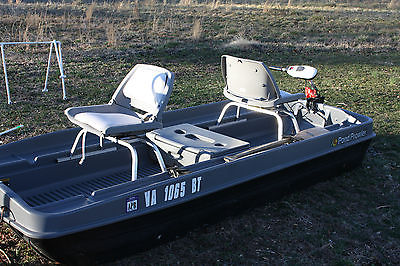 Pond Fishing Boat Boats For Sale