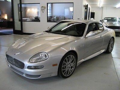 Maserati : Gran Sport Base Coupe 2-Door 2005 maserati gransport coupe in grigio touring si
