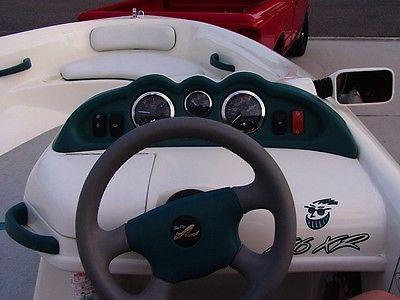 1998 SEA RAY F16XR  JET BOAT