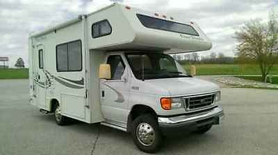 2004 FourWinds 21RB 21ft CLASS C  Ford 3500 chassis