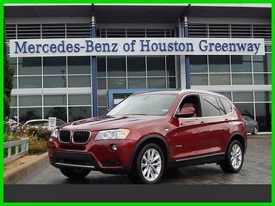 2013 bmw x3 sport utility xdrive28i cars for sale for Mercedes benz houston greenway