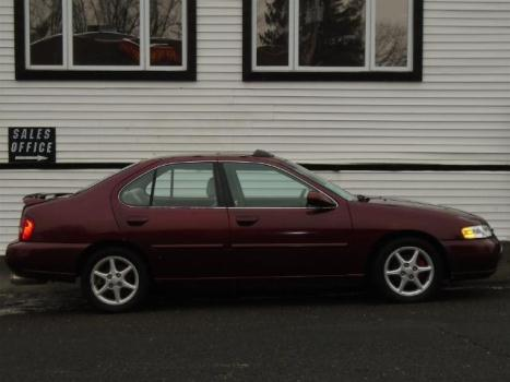 2001 Nissan Altima GLE Bridgeport, CT