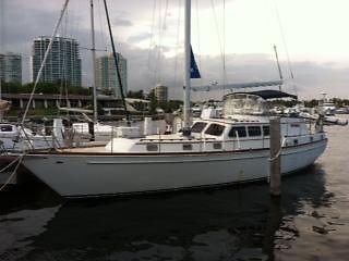 47' 1979 Gulfstar Sailmaster
