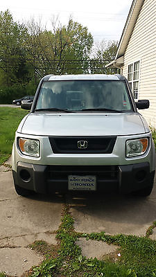 Honda : Element EX Sport Utility 4-Door 2006 honda element ex sport utility 4 door 2.4 l