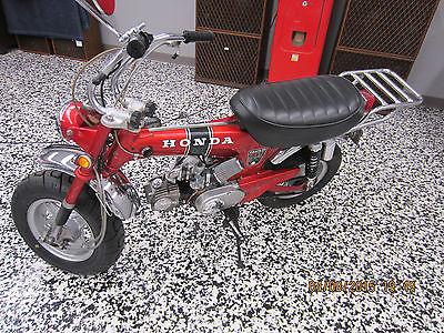 Honda : CT Honda CT70,CT70,Honda mini trail.1971 Honda
