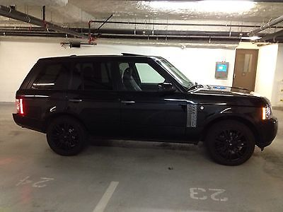 Land Rover : Range Rover HSE/LUX 2010 range rover hse lux