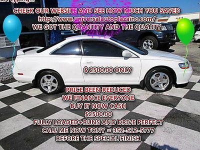 Honda : Accord EX 2000 honda accord coupe