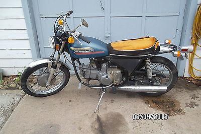 Harley-Davidson : Other 1973 aermacchi harley davidson ss 350 not 125 175 260 read description