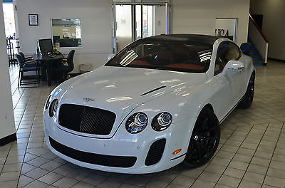 Bentley : Continental GT SuperSport 2011 bentley continental supersports coupe 2 door 6.0 l