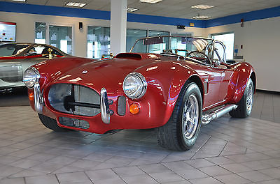 Shelby : Cobra Shelby Shelby 1967 shelby cobra open top immaculate condition with only 2600 miles