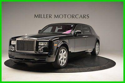 Rolls-Royce : Phantom EWB 2010 used certified 6.8 l v 12 48 v automatic rear wheel drive premium ewb sedan