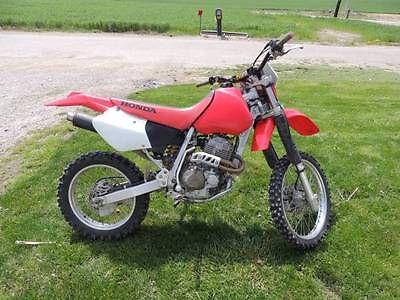 Honda : XR 2002 honda xr 400 r dirt bike xr 400