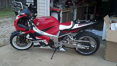 Suzuki : GSX-R 01 suzuki gsxr 1000 r