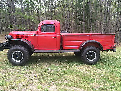 Dodge : Power Wagon Deluxe Cab 1955 dodge power wagon c 3 pw 1 ton pickup