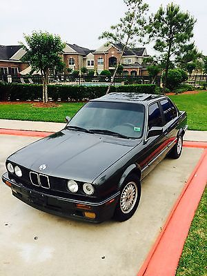 BMW : 3-Series 325i 1989 bmw 325 i e 30 must sell excellent condition clean auto check automatic