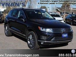 New 2015 Volkswagen Touareg