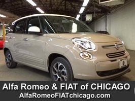 Used 2014 Fiat 500L Easy