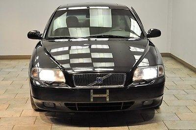 Volvo : S80 2.9L Twin Turbo 2003 volvo s 80 t 6 low miles rare find warranty