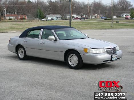 lincoln cars for sale in springfield missouri. Black Bedroom Furniture Sets. Home Design Ideas