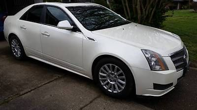 Cadillac : CTS Luxury Sedan 4-Door 2010 cadillac cts luxury sedan 4 door 3.0 l