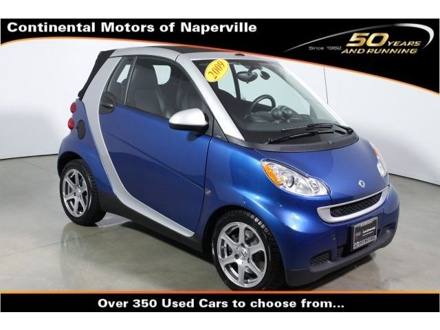 Smart Passion Passion Manual Convertible 1.0L CD 5 Speakers AM/FM radio MP3 decoder ABS brakes