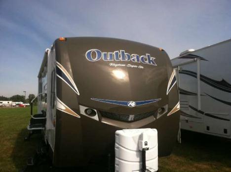 2012 Outback 260FL