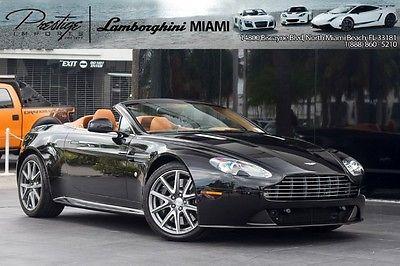Aston Martin : Vantage S 2012 aston martin s